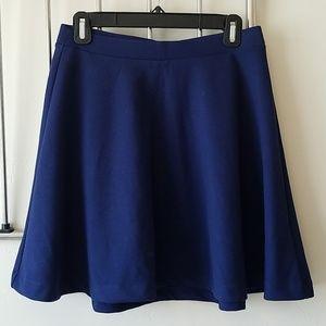 Old Navy Knit Mini Swing Skirt